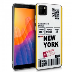 Capa Huawei Y5p Design Travel Y5p