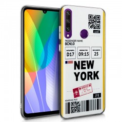 Capa Huawei Y6p Design Travel Y6p