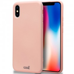 Capa iPhone X / iPhone XS Cover Rosa iPhone X | iPhone XS
