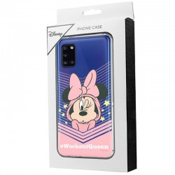 Capa Samsung A315 Galaxy A31 Oficial Disney Minnie Galaxy A31