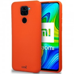 Capa Xiaomi Redmi Note 9 Cover Salmon Redmi Note 9