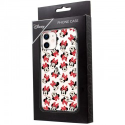 Capa IPhone 12 mini Oficial Disney Minnie iPhone 12 mini
