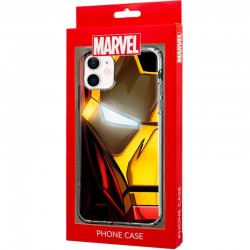 Capa iPhone 12 mini Oficial Marvel Iron Man iPhone 12 mini