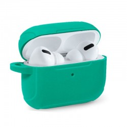 Capa Soft Silicone Apple Airpods Pro (Mint) Airpods