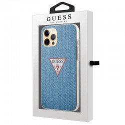 Capa iPhone 12 Pro Max Oficial Guess Jeans iPhone 12 Pro Max