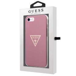 Capa iPhone 6 / 7 / 8 / SE (2020) Oficial Guess Rosa iPhone 7|8|SE 2020