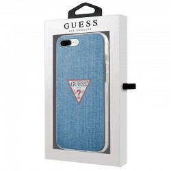 Capa iPhone 7 Plus / iPhone 8 Plus Oficial Guess Jeans iPhone 7|8 Plus