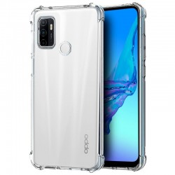 Capa Oppo A53 / A53s AntiShock Transparente A53 | A53s