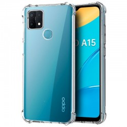 Capa Oppo A15 / A15s AntiShock Transparente A15 | A15s
