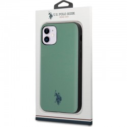 Capa para iPhone 11 Oficial Polo Ralph Lauren Verde iPhone 11