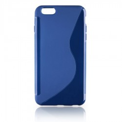 CAPA TRASEIRA IPHONE 6 PLUS AZUL iPhone 6|6s Plus