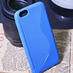 CAPA TRASEIRA IPHONE 6|6S AZUL iPhone 6|6S
