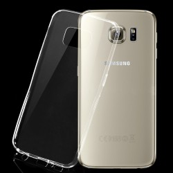 CAPA TRASEIRA ULTRA SLIM SAMSUNG GALAXY S6 EDGE TRANSPARENTE Galaxy S6 Edge